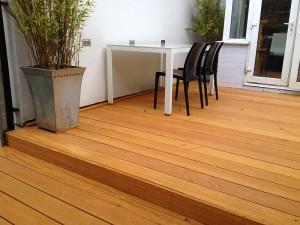 Hardwood Deck 1