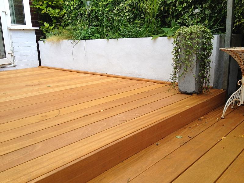 Hardwood Deck 3