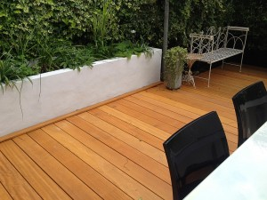 Hardwood Deck 5